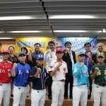 屏東長華盃棒球菁英賽  潘孟安盼把冠軍留在屏東