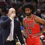 NBA》懷特籃球路深受父親影響 謹記手臂上的「FMF」字樣