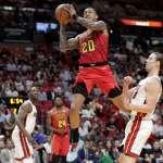 NBA》柯林斯被驗出禁藥遭禁賽25場 對老鷹帶來什麼影響?