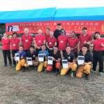 亞洲搜救犬隊救援能力認證 台灣6支隊伍通過