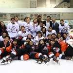 冰球》冠軍賽上演「姊妹鬩牆」戲碼 U18擊敗菁英隊5戰全勝封后