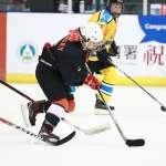 冰球》中華女子菁英隊陣中「嬌」點 僅153公分王心妤滿場飛奔