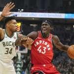 NBA》席亞康狂飆44分10籃板 暴龍力壓鵜鶘