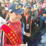 馬拉松》冠軍帽鐵人伊登領跑田中馬 承諾東奧後再來台