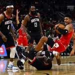 NBA》火箭單周聯盟前三防守強度 哈登:溝通和侵略性讓我們擺脫軟弱