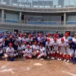 棒球》女棒亞錦賽中華擊敗菲律賓 分組第一晉複賽