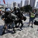 港警對反送中民眾開槍 蔡英文:北京和港府該回應的不是子彈,而是承諾民主自由