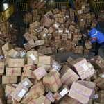 「雙十一」背後的環境災難:幾十億件包裹帶來多少垃圾?中國官方沒數據、也沒具體對策