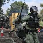 港府要出動「特務警察」鎮壓示威!傳林鄭下令借調「懲教飛虎隊」,菁英特警部隊最快本周上陣