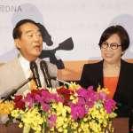 宋楚瑜參選、余湘擔任副手,「這次大選是我的終局之戰,我要扮演獨孤救敗」