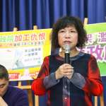 挺港警遭國民黨同志嗆「回去新黨」 葉毓蘭:從沒加入過