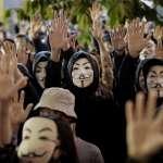 華爾街日報選文》「你不必獨自面對」香港示威背後的隱密支持網