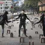 習近平指香港激進暴力挑戰「一國兩制」底線 時力:等同直接下令武力鎮壓