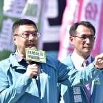 「再怎樣是非不分,都不能將國家安全往後擺」 卓榮泰批藍不分區名單愚弄台灣人民