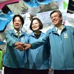 獨家》民進黨月底辦「全民下架吳斯懷」晚會 蔡英文、陳建仁下周末先回防台北