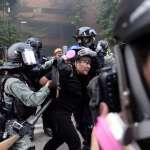 香港理工大學抗爭,有台籍女高中生被捕!陸委會官員陪同家屬趕赴警署處理