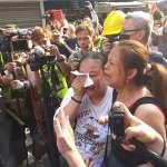 新新聞》催淚彈與汽油彈交織的香港圍城之戰
