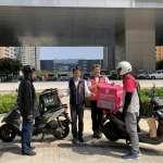 關注外送員職安 中市府攜手職業工會舉辦權益講座