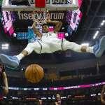 NBA》投籃和三分球命中率來到生涯新高 字母哥:我想成為史上最好的球員