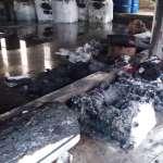 唐榮鐵工廠燃燒排黑煙 環保局依法裁處10萬元