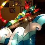 2020台灣燈會花燈競賽區 結合藝術與生活