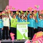 「蔡英文在宜蘭支持度贏韓國瑜20個百分點以上」 民進黨結合中央政績替選情加溫