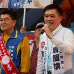 幫李中站台「承認國民黨有問題」 郝龍斌喊話:讓韓國瑜總統幫改革
