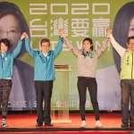陳建仁助攻賴品妤 力讚「立法院未來的明日之星」