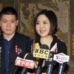 韓國瑜籲韓粉接到民調「支持蔡英文」 她:因民進黨在民調上動手腳