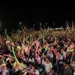 搶攻青年票!蔡英文台北競總辦「台灣搖滾派對」,盼讓政治更貼近年輕人