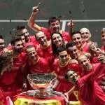 網球》納達爾率西班牙克加拿大 奪台維斯盃網賽冠軍