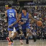 NBA》選秀狀元擺脫過往傷病陰霾 佛爾茲本季這項數據領先聯盟9成後衛