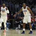 NBA》西區前三但隊內兩大巨星卻從來沒一起練過球?快艇的優勢與隱憂
