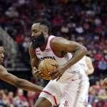 NBA》哈登灌籃被誤判火箭要求重賽 聯盟將開啟潘朵拉的盒子?
