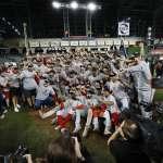 CNN精選年度最佳體育照片 國民勇奪隊史首冠最吸睛
