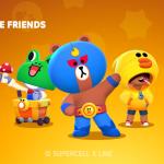 《荒野亂鬥》X《LINE FRIENDS》聯動展開!推出全新造型,還有免費動態貼圖