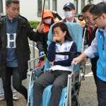 藍委外交部抗議爆衝突 民進黨:國民黨消費關西事件悲劇過頭