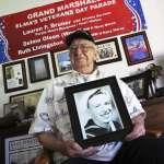 78年前,他逃出一艘爆炸、沉沒中的軍艦;78年後,他化為骨灰,回到老戰友身邊作伴