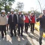 前瞻基礎建設補助 讓臺南再現水岸風華