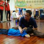 臺南巡迴帶運動 傳授運動小撇步