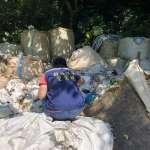 環境稽查重案組跨區合作 打擊五股垃圾山非法棄置業者