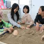 十三行打造魔法考古校園 學童多感官學習嗨翻天