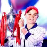 網球》 世界球后巴蒂8成投票支持 獲選WTA年度最佳球員