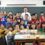 卸任教師身分27年後教數學 新北公開課局長帶頭做