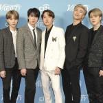 「世界彈」BTS再創韓流歷史!入圍葛萊美獎 防彈少年團感謝ARMY支持