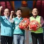 竹市立委戰況膠著!鄭宏輝籲集中選票護台灣,讓「會做事新竹隊」成建設新竹鐵三角