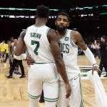 NBA》綠衫軍失利厄文來背鍋? 繼史馬特護航後布朗直指「管理階層和教練的錯」