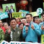 鄭宏輝抽中2號 比出勝利手勢高喊:2020台灣要贏