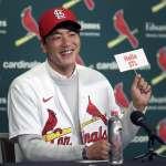 MLB》12強對中華隊先發投手韓國金廣鉉 2年2.4億台幣簽約紅雀