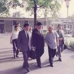 兩岸密使揭密》張榮豐:90年代陪同曾永賢密訪北京,會晤楊尚昆、葉選寧